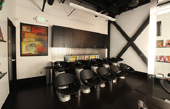 Photo gallery allure salon and spa full service hair for Allure hair salon